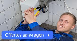 sanitair en douchecabine Oostende