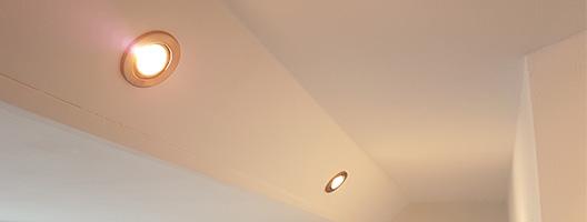 badkamerverlichting renoveren West-Vlaanderen