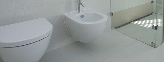 toilet renovatie in Kortrijk